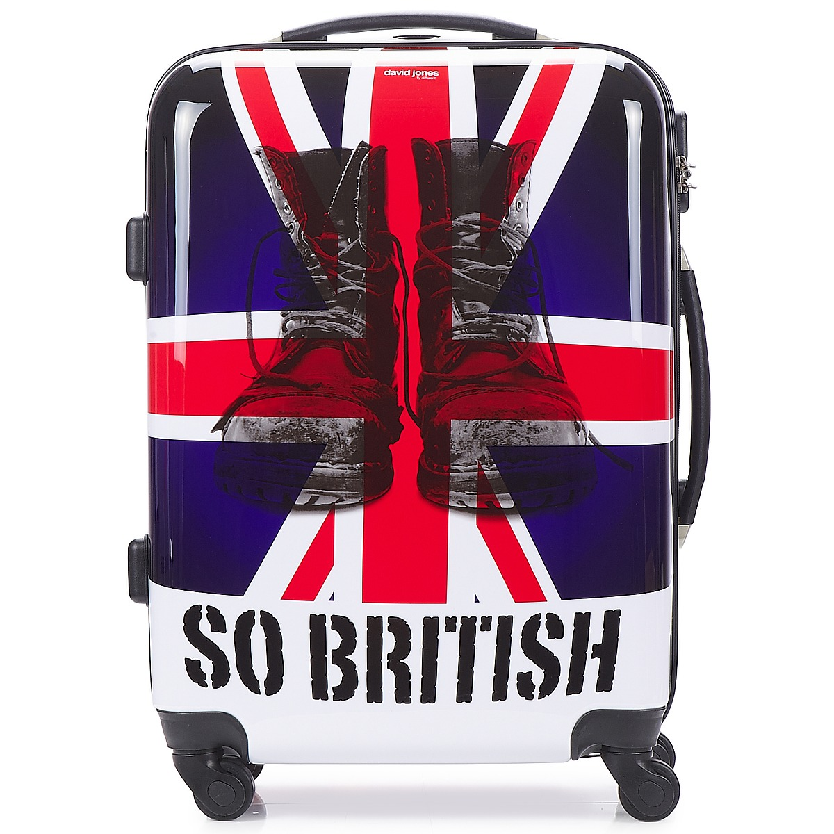David Jones UNION JACK 53L Multifarben