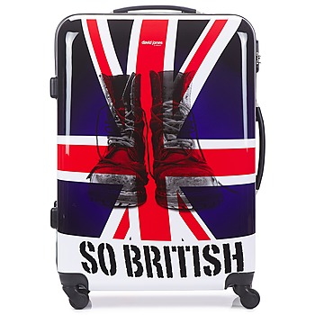 Hartschalenkoffer David Jones UNION JACK 83L