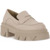 Schuhe Damen Slipper Priv Lab VITELLO BEIGE Beige