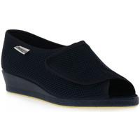Schuhe Damen Derby-Schuhe Emanuela 342 BLU Blu