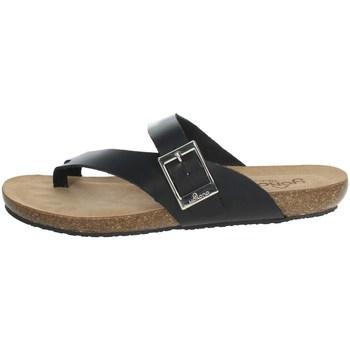 Schuhe Damen Sandalen / Sandaletten Yokono IBIZA-013 Schwarz