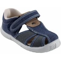 Schuhe Jungen Multisportschuhe Vulca Bicha Leinwand Kind  z1 blau Blau