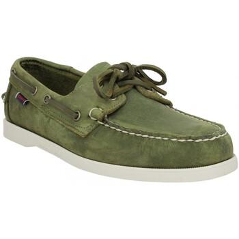 Schuhe Herren Bootsschuhe Sebago 137022 Grün