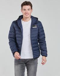 Kleidung Herren Daunenjacken Emporio Armani EA7 MOUNTAIN M DOWN Blau