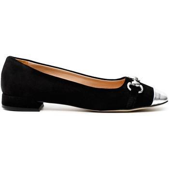 Schuhe Damen Ballerinas Café Noir C1EG5210 NERO