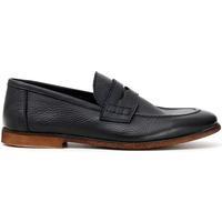 Schuhe Herren Slipper Café Noir C1RE1220 BLU