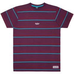 Kleidung Herren T-Shirts Jacker Rtk stripes Violett