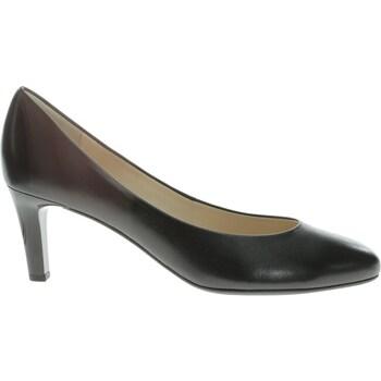 Schuhe Damen Pumps Högl 0186000 Schwarz