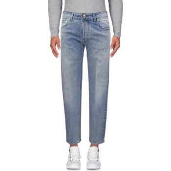 Kleidung Herren Straight Leg Jeans Entre Amis  Blau