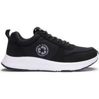 Schuhe Laufschuhe Nae Vegan Shoes Jor_Black Schwarz