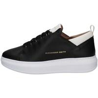 Schuhe Herren Sneaker Low Alexander Smith W107481 SCHWARZ
