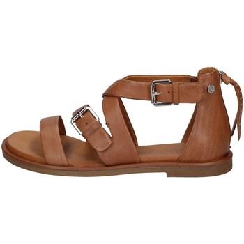 Schuhe Damen Sandalen / Sandaletten Carmela 67781 KAMEL