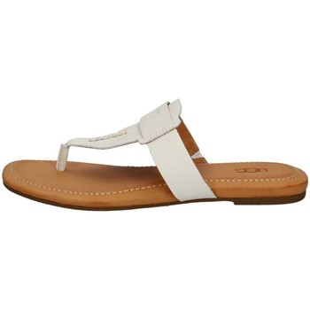 Schuhe Damen Sandalen / Sandaletten UGG UGSGAILAJLT WEISS