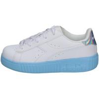 Schuhe Mädchen Sneaker Low Diadora 101.177377-C0671 WEISS