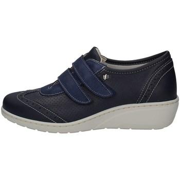 Schuhe Damen Sneaker Low Florance 15606-3 BLAU