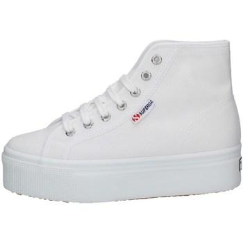 Schuhe Damen Sneaker Low Superga S3111MW-901 WEISS