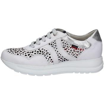 Schuhe Damen Sandalen / Sandaletten CallagHan 40721 WEISS