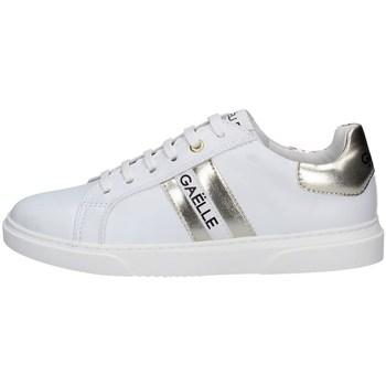 Schuhe Damen Sneaker Low GaËlle Paris G-622B WEISS