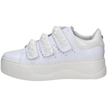Schuhe Damen Sneaker Low Cult CLW327400 WEISS