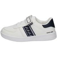 Schuhe Jungen Sneaker Low Australian AU056 WEISS