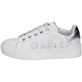 Schuhe Mädchen Sneaker Low GaËlle Paris G-601 WEISS
