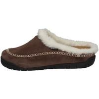 Schuhe Damen Hausschuhe Florance C50506-3 TAUPE