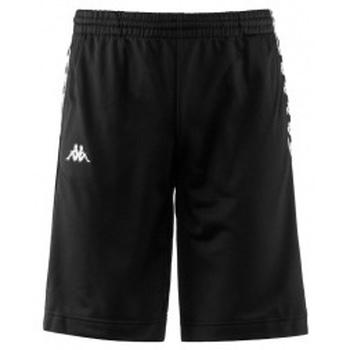 Kleidung Herren Shorts / Bermudas Kappa Banda Treadwell Shorts Schwarz