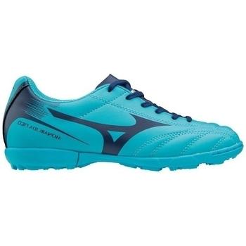 Schuhe Herren Fußballschuhe Mizuno Monarcida Neo AS Blau, Dunkelblau