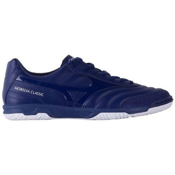 Schuhe Herren Fitness / Training Mizuno Morelia Sala Classic Dunkelblau