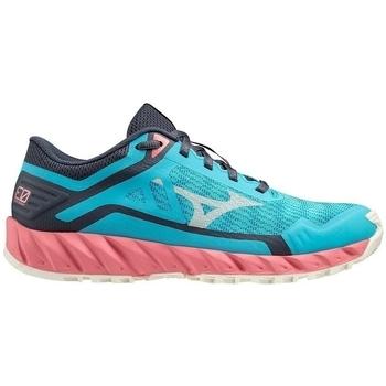 Schuhe Damen Fitness / Training Mizuno Wave Ibuki 3 Blau, Dunkelblau