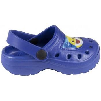 Schuhe Jungen Pantoletten / Clogs Cerda 2300004783 Niño Azul marino bleu