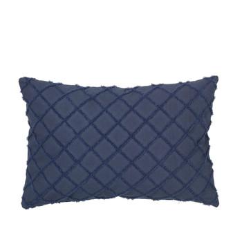 Home Kissenbezüge Broste Copenhagen MAGNE Blau