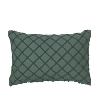 Home Kissenbezüge Broste Copenhagen MAGNE Smaragd