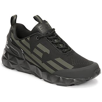 Schuhe Herren Sneaker Low Emporio Armani EA7 ULTIMATE KOMBAT Schwarz