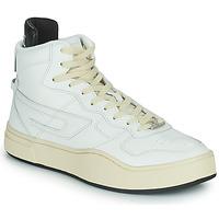 Schuhe Herren Sneaker High Diesel S-UKIYO MID Weiss