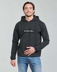 Kleidung Herren Sweatshirts Rip Curl VAPORCOOL HOOD Schwarz