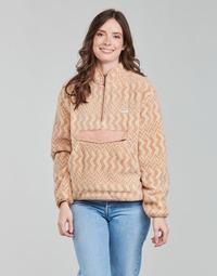 Kleidung Damen Fleecepullover Rip Curl DRIFTER POLAR FLEECE Pfirsisch