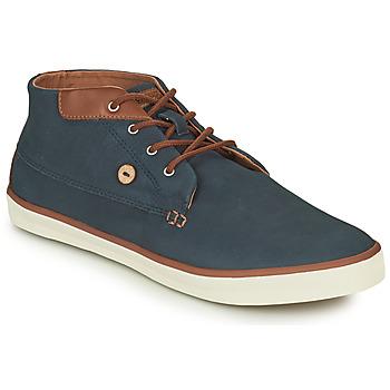 Schuhe Herren Sneaker High Faguo WATTLE Marine / Braun