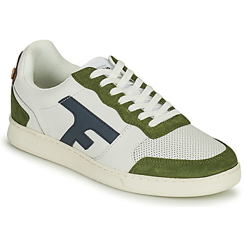 Schuhe Herren Sneaker Low Faguo HAZEL Weiss / Kaki