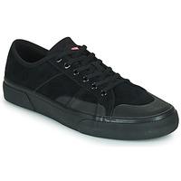 Schuhe Herren Sneaker Low Globe SURPLUS Schwarz