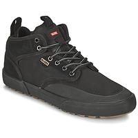Schuhe Herren Sneaker High Globe MOTLEY MID Schwarz
