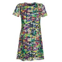 Kleidung Damen Kurze Kleider Desigual ANN Multicolor
