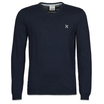 Kleidung Herren Pullover Oxbow POPIVEGA Marine