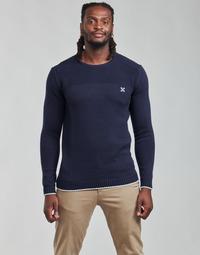 Kleidung Herren Pullover Oxbow N2POLMI Marine