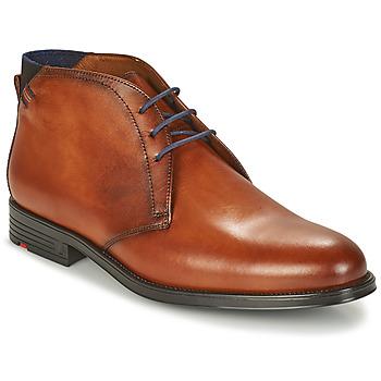 Schuhe Herren Boots Lloyd PATRIOT Cognac