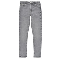 Kleidung Mädchen Röhrenjeans Pepe jeans PIXLETTE HIGH Grau