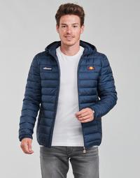 Kleidung Herren Daunenjacken Ellesse LOMBARDI Marine