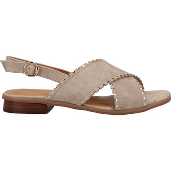 Schuhe Damen Sandalen / Sandaletten Mexx Sandalen Sand