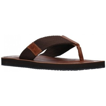 Schuhe Herren Zehensandalen Xti 42682 Hombre Marron marron