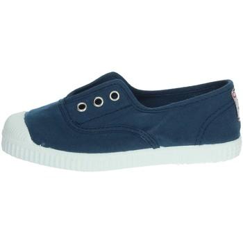 Schuhe Jungen Tennisschuhe Cienta 70777 Blau